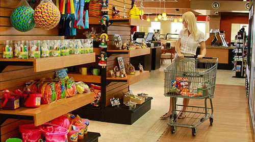 Gift Shops at Villa del Palmar Cancun